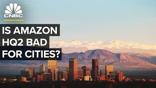 Is Amazon HQ2 A Bad Gamble For Cities?