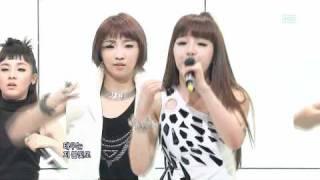 090621  2NE1 Fire live