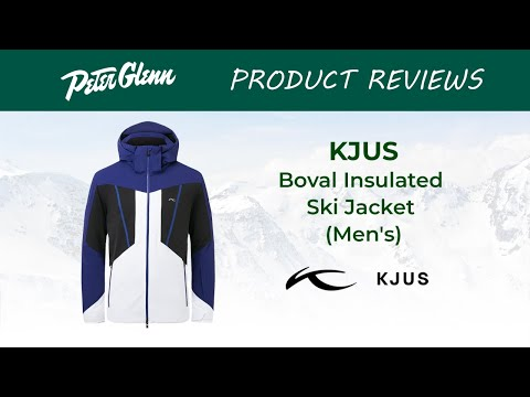 2019 KJUS Boval Insulated Ski Jacket Review
