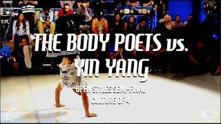 The Body Poets vs. Yin Yang | Open Styles Semi-Final | Culture of 4 | #SXSTV