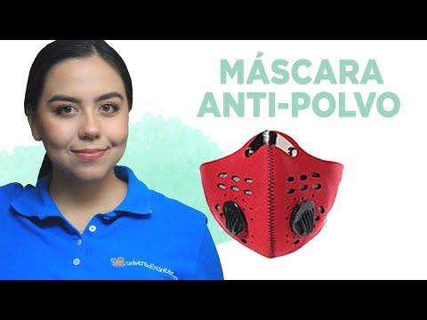 ★Máscara anti polvo con carbón activado★