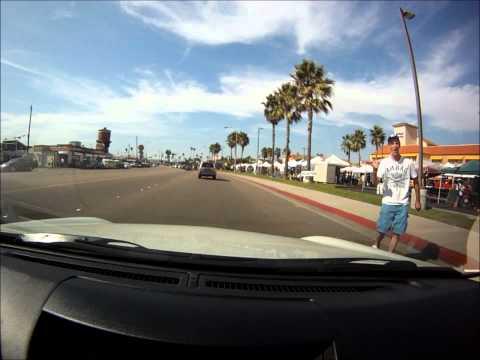 Insurance Scam Fail - Long Beach California