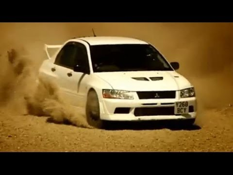 Mitsubishi Evo vs British Army Part 1 – Top Gear – BBC