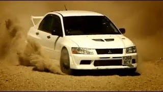 Mitsubishi Evo Vs British Army Part 1 - Top Gear - BBC