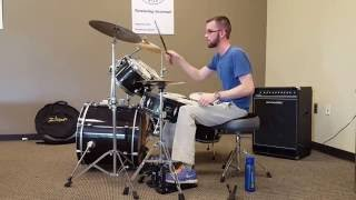 James Taylor - Carry Me on My Way (Drum Cover)