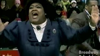 """Carol Dennis - """"Mysterious Ways"""" - THE COLOR PURPLE (Macy's Thanksgiving Day Parade 23-Nov-2006)"""