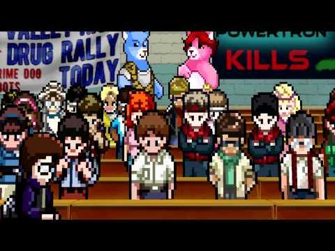 Saturday Morning RPG Steam Key GLOBAL - video trailer