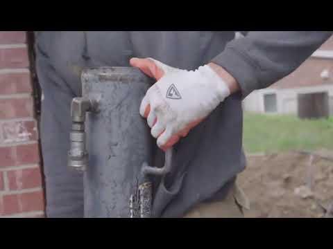 Foundation Support Work in Shelburne, Vermont