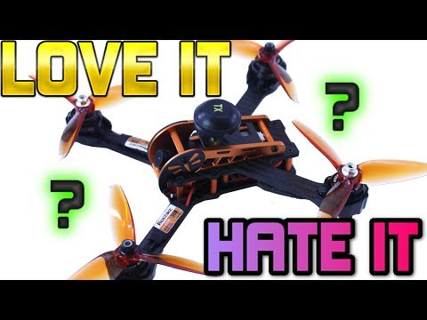 AWESOME or FAIL? What do you think? Real 2 FPV drone review.