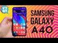 Обзор Samsung Galaxy A40 SM-A405F 64Gb