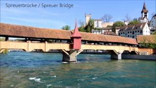 preview picture of video 'Luzern / Lucerne'