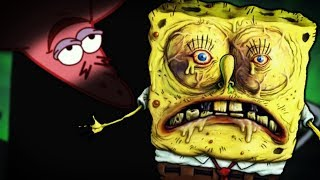 SpongeBob the HORROR GAME?! | 3AM at The Krusty Krab