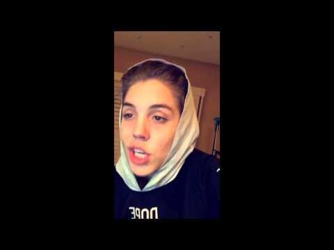 Matt Espinosa Snapchat Story 11-20 December 2015