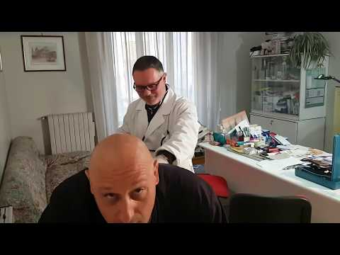 Cancro alla prostata con metastasi in testa