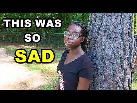 We Saw Something That Was SAD | DNVlogsLife
