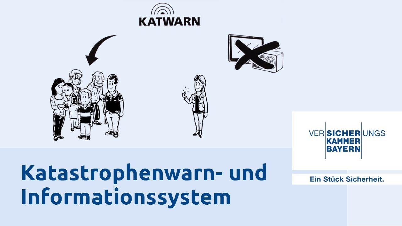 Vorstellung KATWARN: Katastrophenwarn- und Informationssystem