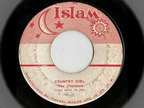 The Charmers – Country Girl – Islam records