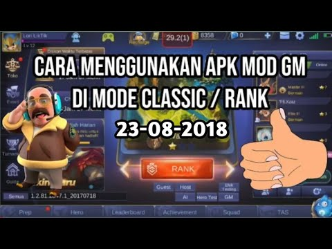 Mobile Legend Rank Mod Apk | STAMP TV