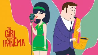 Stan Getz feat. Astrud Gilberto – The Girl From Ipanema (Official Video) – 1963