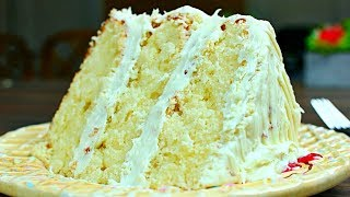 homemade vanilla cake recipe betty crocker