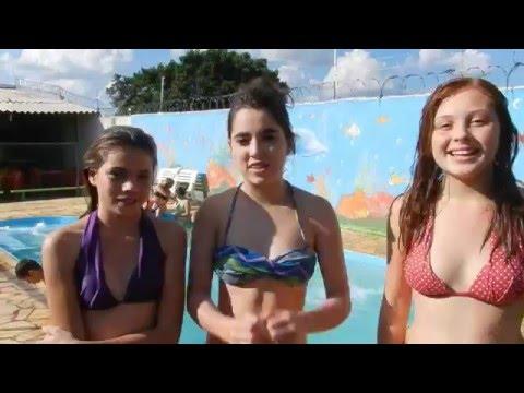 Desafio da piscina | Pool challenge