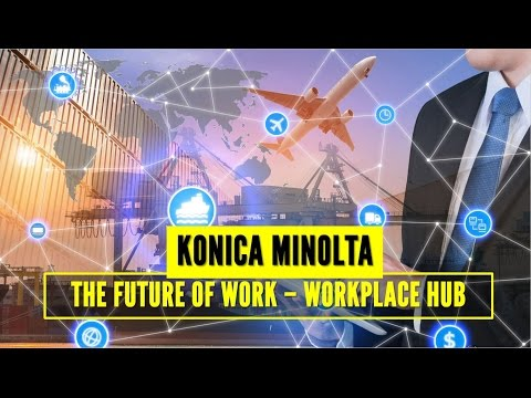 Konica Minolta CEO: We have Re-Invented the Future of Work
