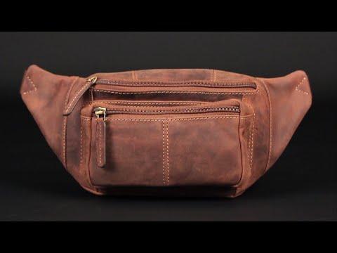 Сумка на пояс Visconti 720 Bumbag (Brown)