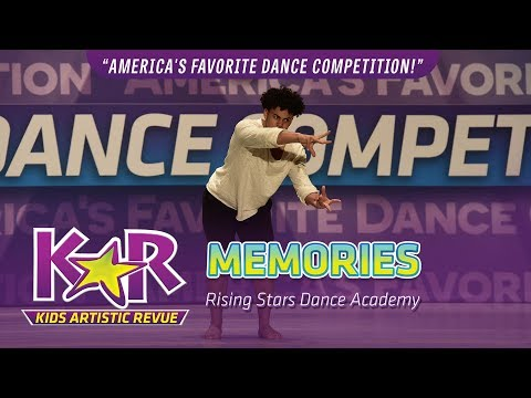 """Memories"" from Rising Stars Dance Academy"