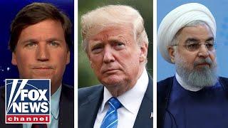 Tucker: An Iran war would destroy Trump's presidency