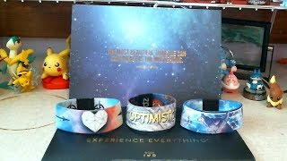 More ZOX Fabric Bracelets!