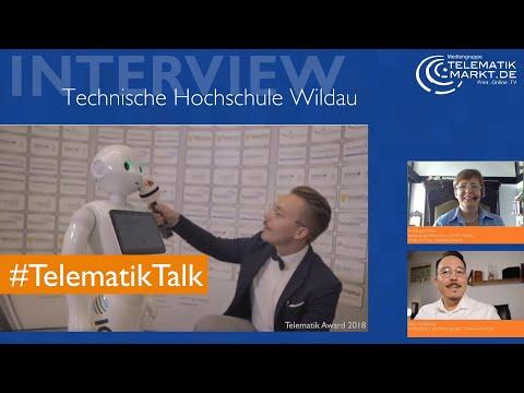 Birgit Wilkes, Professorin im Studiengang Telematik an der TH Wildau und Chefjurorin des Telematik Awards, erinnert sich zusammen mit Peter Klischewsky, Chefredakteur der Mediengruppe Telematik-Markt.de.