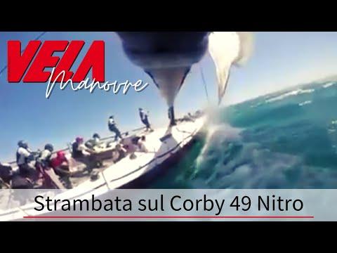 La strambata perfetta del Corby 49 Nitro