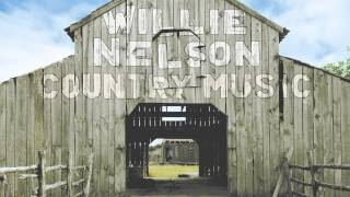 Willie Nelson - Dark As A Dungeon from Country Music