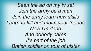 Exploited - Now I'm Dead Lyrics