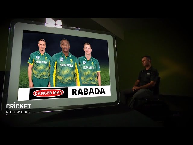 Ponting's World Cup danger man: Kagiso Rabada