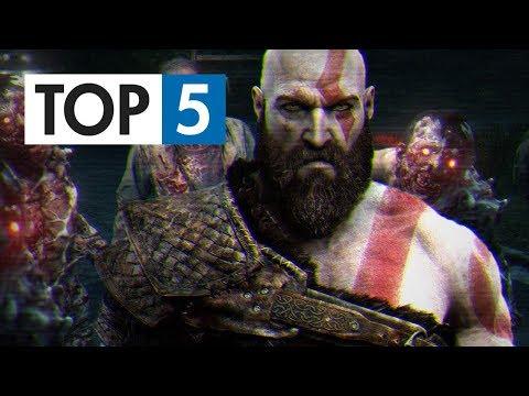TOP 5 - Nejlepších her E3 2017