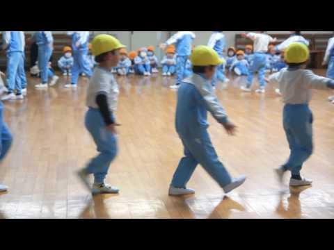 ふくます幼稚園 リトミック大会