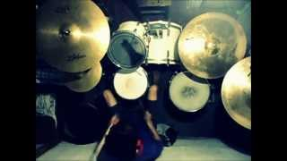 Them Crooked Vultures - Caligulove (Drum Cover #4)