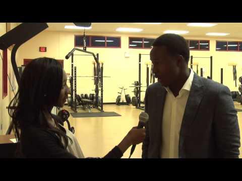 Bilal Powell Interview