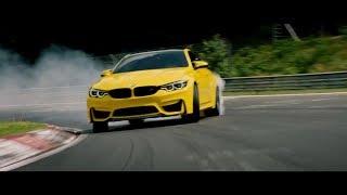 BMW M4 cs ft.T-Mass - Ignoring My Heart
