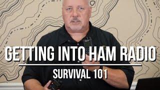 Basics of Getting Into HAM Radio