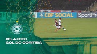 #FLAxCFC - Gol do Coritiba