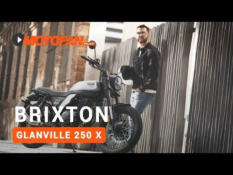 Vídeos de la Brixton Glanville 250 X