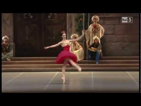 Raymonda - II Act Grand pas - Raymonda's Variation - Novikova