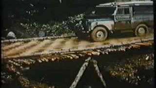 Part 1 of 2 - Land Rover Expedition to Singapore