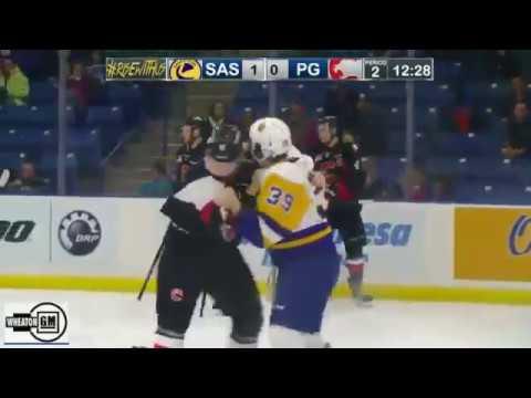 Caleb Fantillo vs. Austin Crossley