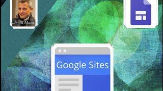 App per prof #50 GOOGLE SITES (Siti Web)
