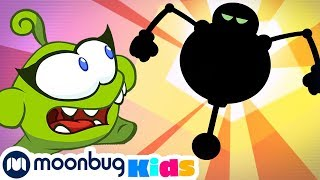Om Nom Stories - Robo Butler! | Cut The Rope | Funny Cartoons for Kids & Babies | Moonbug TV