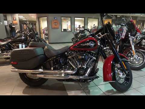 2020 Harley-Davidson Heritage Classic 114