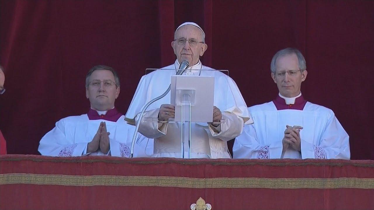 Ο πάπας Φραγκίσκος καλεί την ανθρωπότητα να δει την διαφορετικότητα ως πηγή πλούτου και όχι κινδύνων